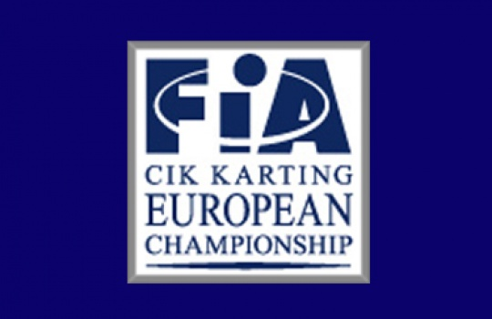 First CIK trophies of the season at stake