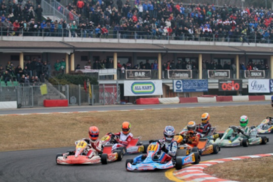 The 23rd Andrea Margutti Trophy is sold out