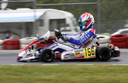 Successful European Championship for Mach1 Motorsport