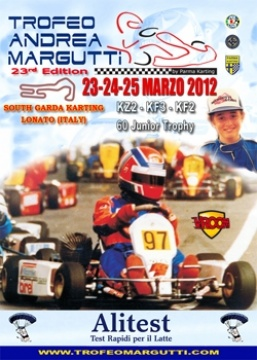 """THE 23rd ANDREA MARGUTTI TROPHY ON 25th MARCH 2012, THE 41st """"TROFEO DELLE INDUSTRIE"""" ON 21st OCTOBER 2012 ON THE SOUTH GARDA CIRCUIT OF LONATO"""