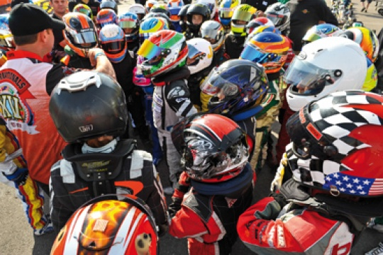 2012 World Championship engines allocation