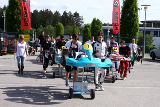 Round 2 of the 2012 ROTAX MAX EURO CHALLENGE set to be an exciting one in Germany