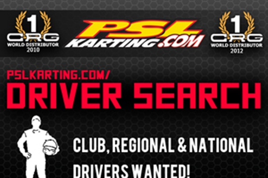 Psl Karting North American Driver Search Announced