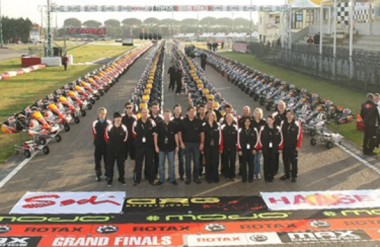 2010 Rotax Grand Finals gets in the core