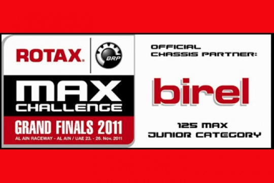 Rotax Grand Finals 2011 chassis partners announced