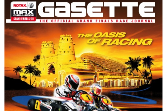 2012 ROTAX GRAND FINALS ONLINE THE OFFICIAL PROGRAMME