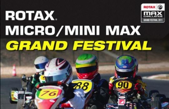 Micro/Mini MAX Grand Festival location change