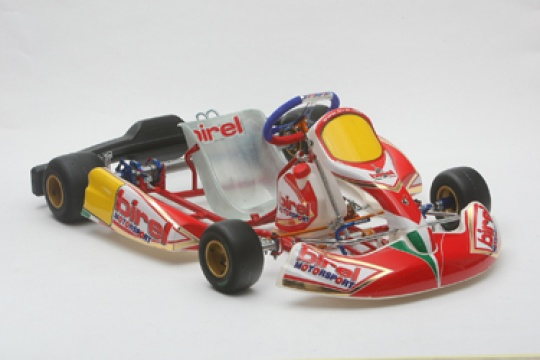 BIREL ANNOUNCES 2012 RACING CHASSIS LINE-UP