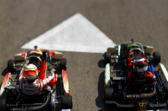 2012 calendar of the CIK-FIA Championships (partially) voted
