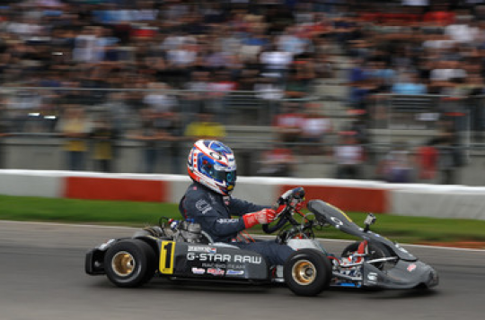 Decision of the International Court of Appeal – CIK-FIA World Karting Championship (Event 3 at Genk/BEL)