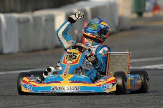 KF2, Suzuka: Asia-Pacific title for Arata Saeki
