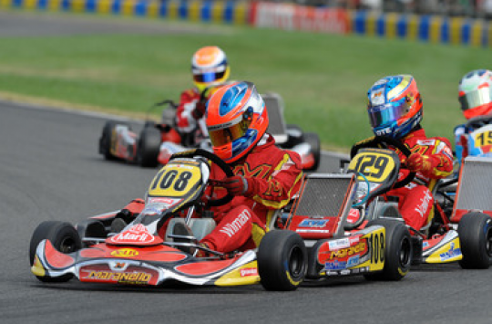 European KF3 Championship: already well over 100 entries!