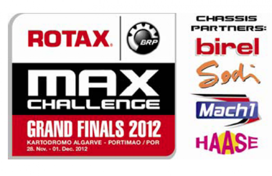 Rotax GF 2012 chassis partners – the official note