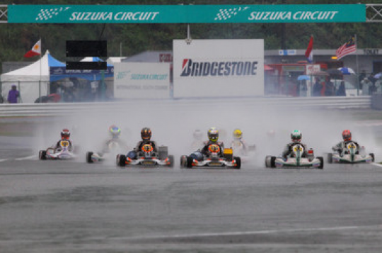 World KF1 Championship: heading for Asia