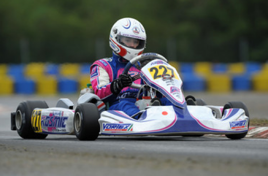 European KF3 Championship : Wide open contest