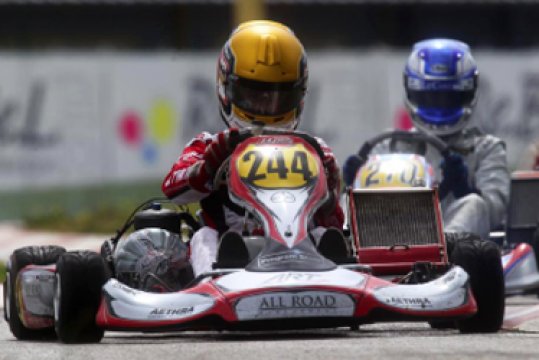 ART Grand Prix and Leclerc retain WSK Euro Series lead