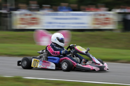 The CIK-FIA & Women in Motorsport Commission search for a young Karter