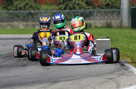 CIK-FIA U18 World Championship and Academy Trophy: general satisfaction after the Official Test Days