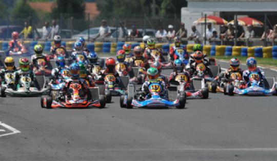 KZ2 European Championship: Very Uncertain Forecasts