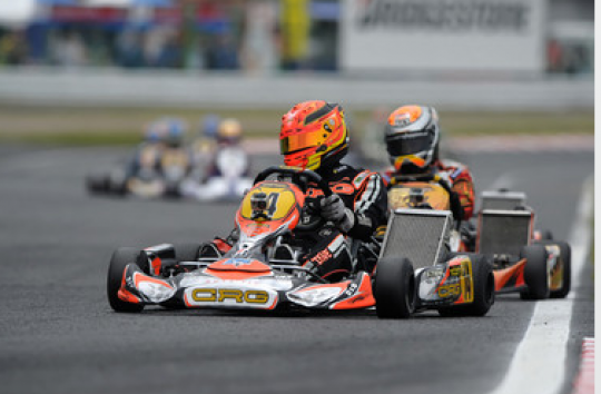 KF2 European Championship: Places will be Highly-Coveted!