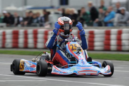 Euro KZ2: Juodvirsis makes history