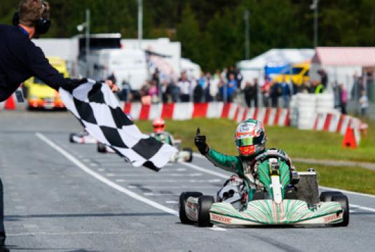 Sitnikov, Kuusiniemi and Kokko win the Viking Trophy