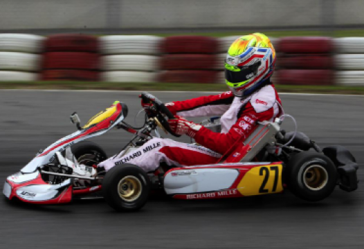 Ben Barnicoat shines at Wackersdorf, Leclerc keeps momentum