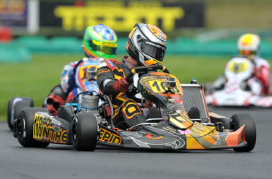 Euro KF2: Verstappen must await the decision of the MSA National Court of Appeal