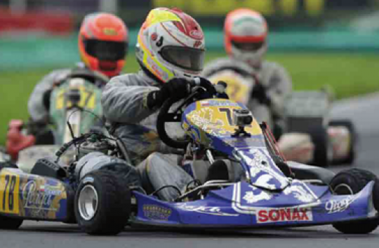 Praga Kart at the CIK-FIA KF2 European Championship