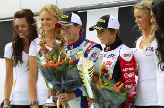ART Grand Prix close to its first KF2 European Championship title