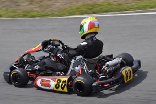 "83 Drivers at the Start of the ""U18"" World Championship!"