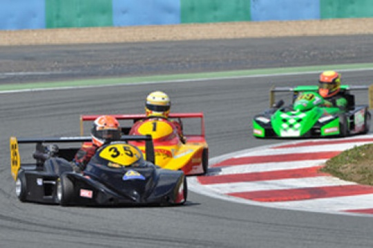 Victory And The Championship Lead For Vinuales