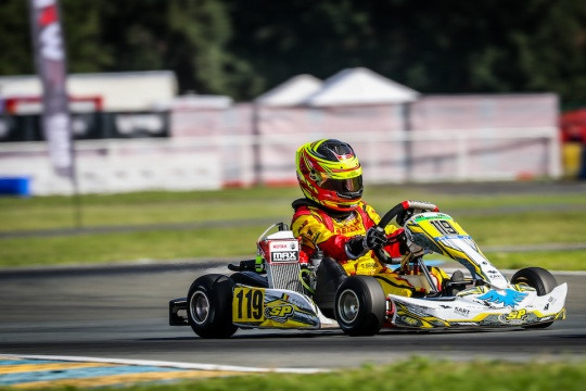 Capital Performance by Braeken at Le Mans