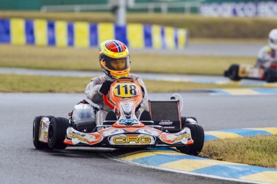 CIK-FIA European Championships, Qualifying report