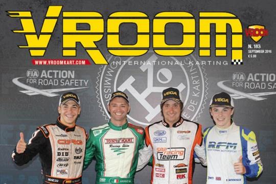 Vroom International September 2016 out now!