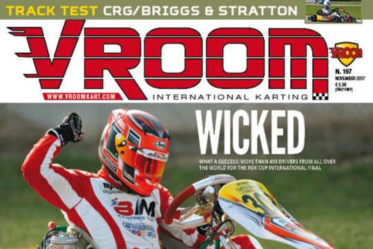 Vroom International November 2017 out now!