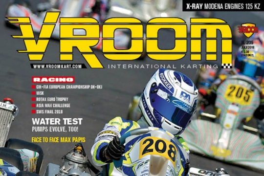 Vroom International July 2018 out now!