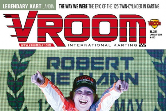 Vroom International January 2019 out now!
