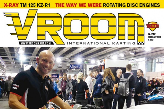 Vroom International February 2019 out now!