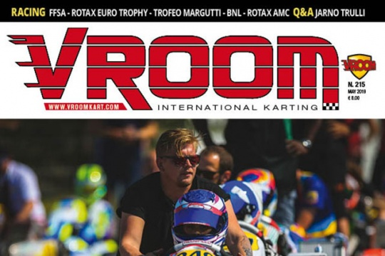 Vroom International May 2019 out now!