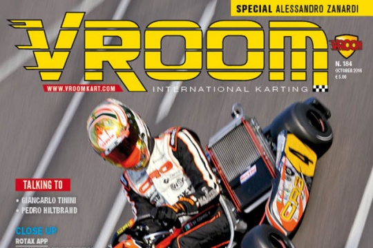 Vroom International October 2016 out now!