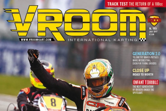 Vroom International July 2017 out now!