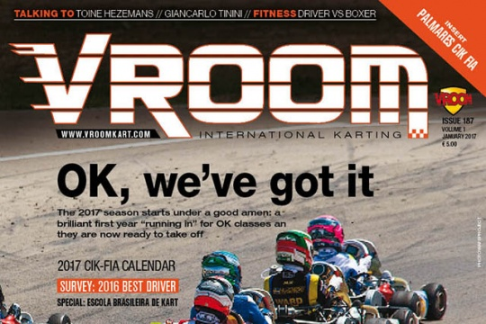 Vroom International January 2017 out now!