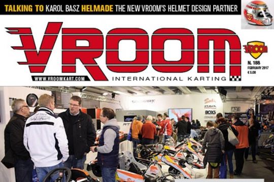 Vroom International February 2017 out now!