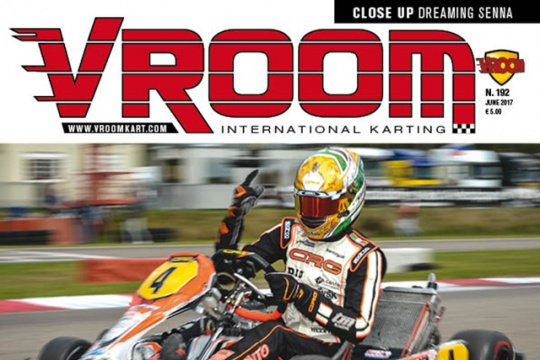 Vroom International June 2017 out now!