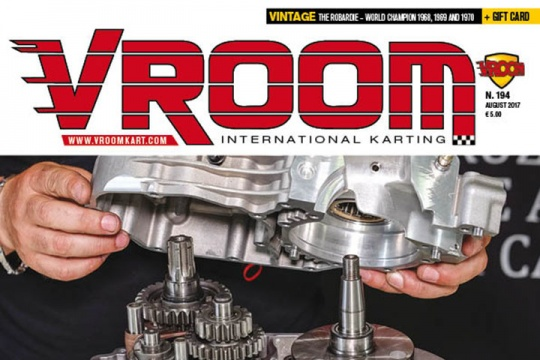 Vroom International August 2017 out now!