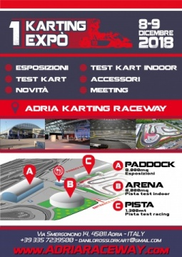 1° Karting Expo - Unmissable!