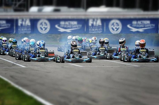 More than 240 Drivers and 41 nationalities at Genk