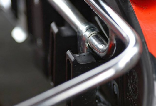 New CIK-FIA front fairing fasteners