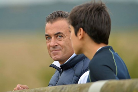 Jean Alesi, a driver's father with a difference